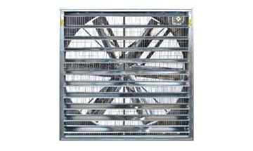 Řemenové ventilátory se žaluzií