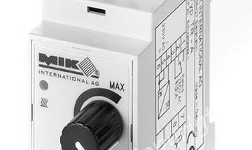 Regulace TR-A  - Regulační jednotka pro elektrické výhřevné desky