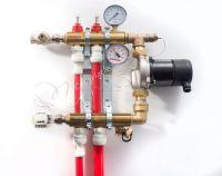 Regulace DoJet - Regulace pro teplovodní výhřevné podlážky