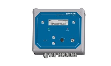 Alarmcentrála AL2